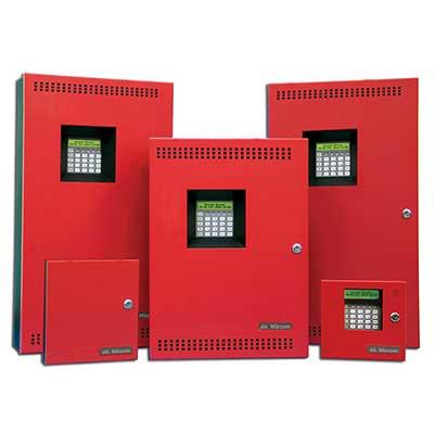 Sistema de Alarmas Contra Incendio